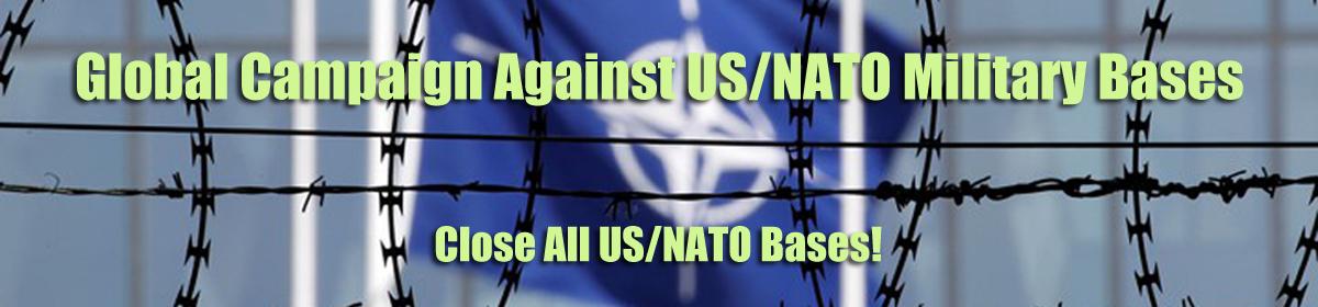 Konference I Dublin – Global Kampagne Mod US/NATO Militærbaser – Streames Fra Fredag Aften 16/11-18