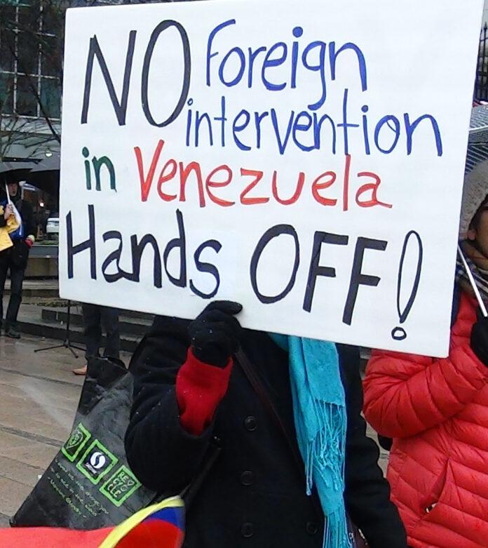 Venezuela Solidaritet