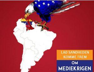 Mediekrig mod Latinamerika - Lad sandheden komme frem @ BJMF | København | Danmark