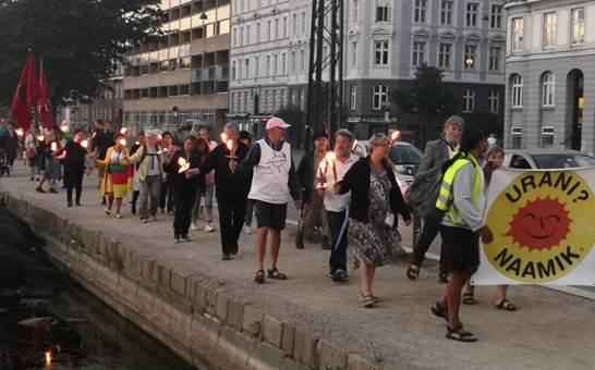 Forbyd Atomvåben – Danmark Ud Af NATO!